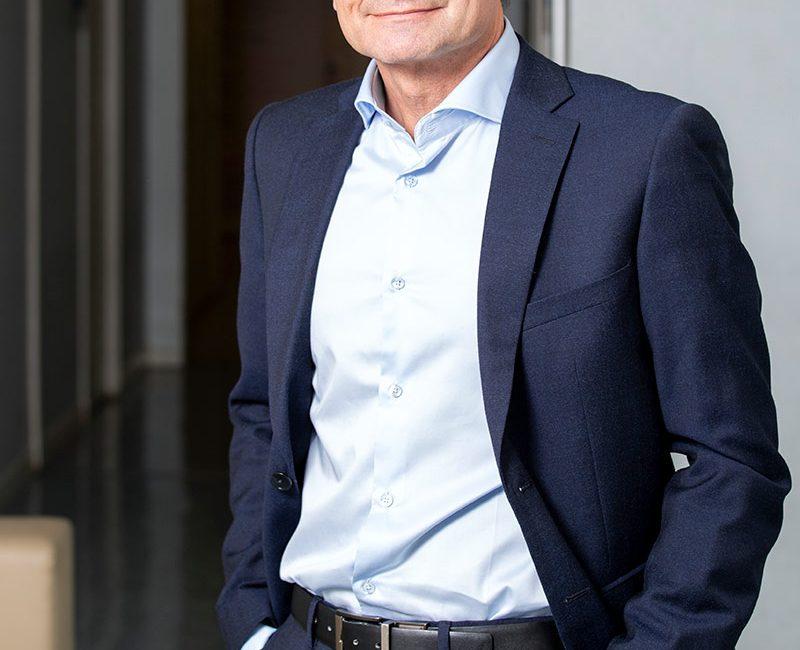 Pr Emmanuel Barranger, Directeur Général du Centre Antoine Lacassagne