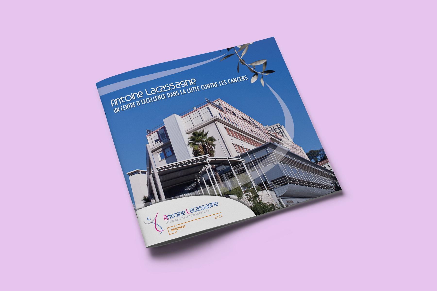 Brochure ACCUEIL Centre Antoine Lacassagne
