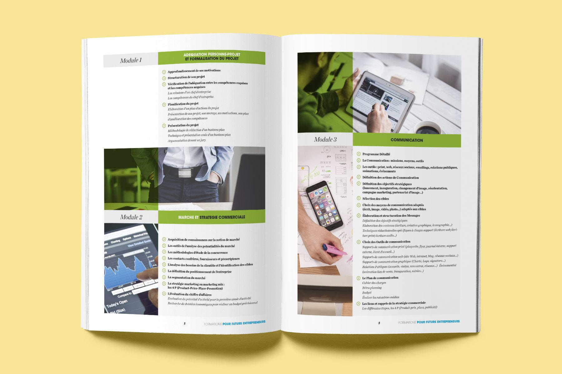 Brochure ACEC Formations Interieur