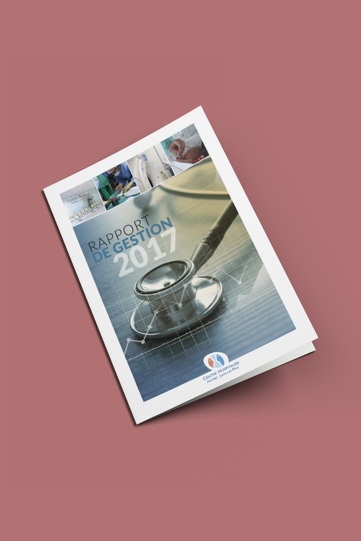 Rapport de Gestion 2017 CH Antibes