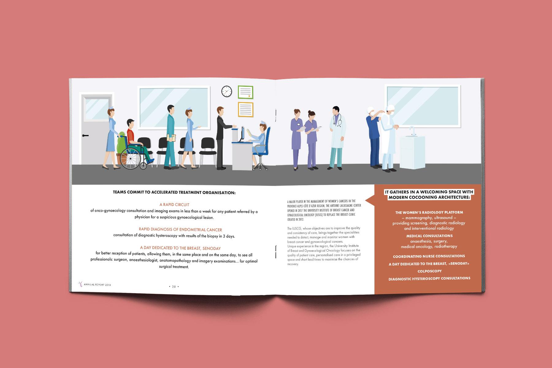 Brochure Centre Antoine Lacassagne Interieur3