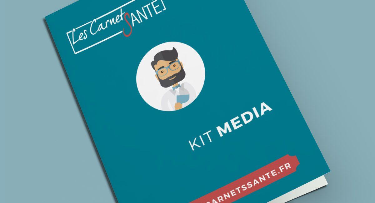 Kit Media Les Carnets Sante