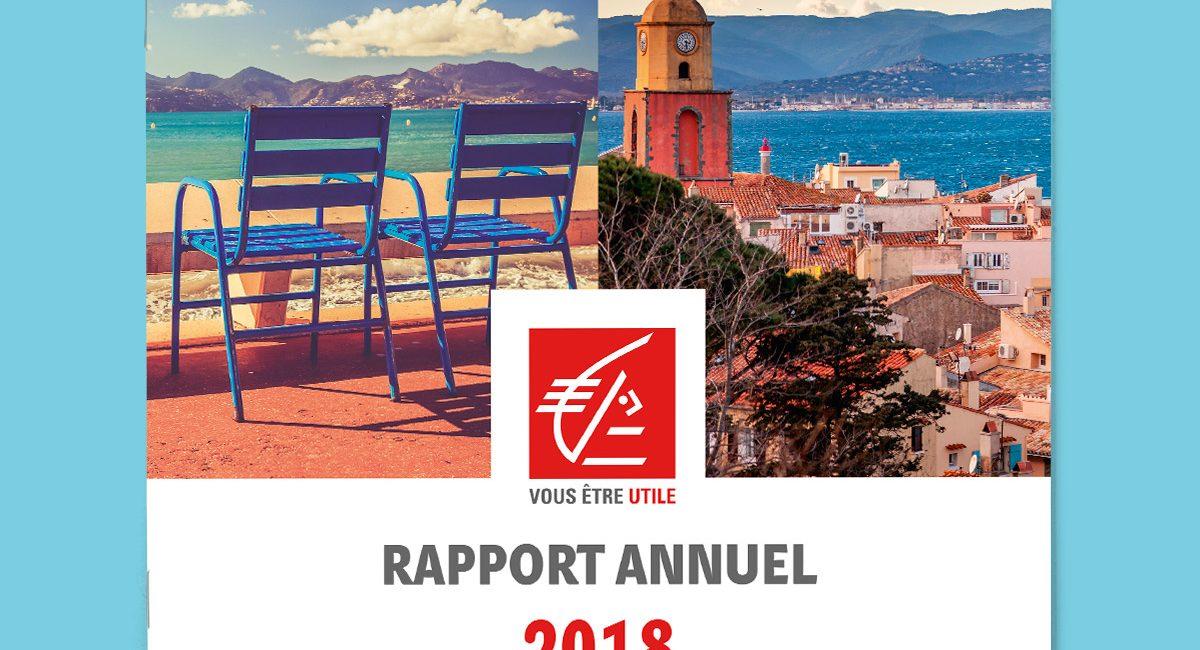 Rapport Annuel Caisse d'Epargne Côte d'Azur