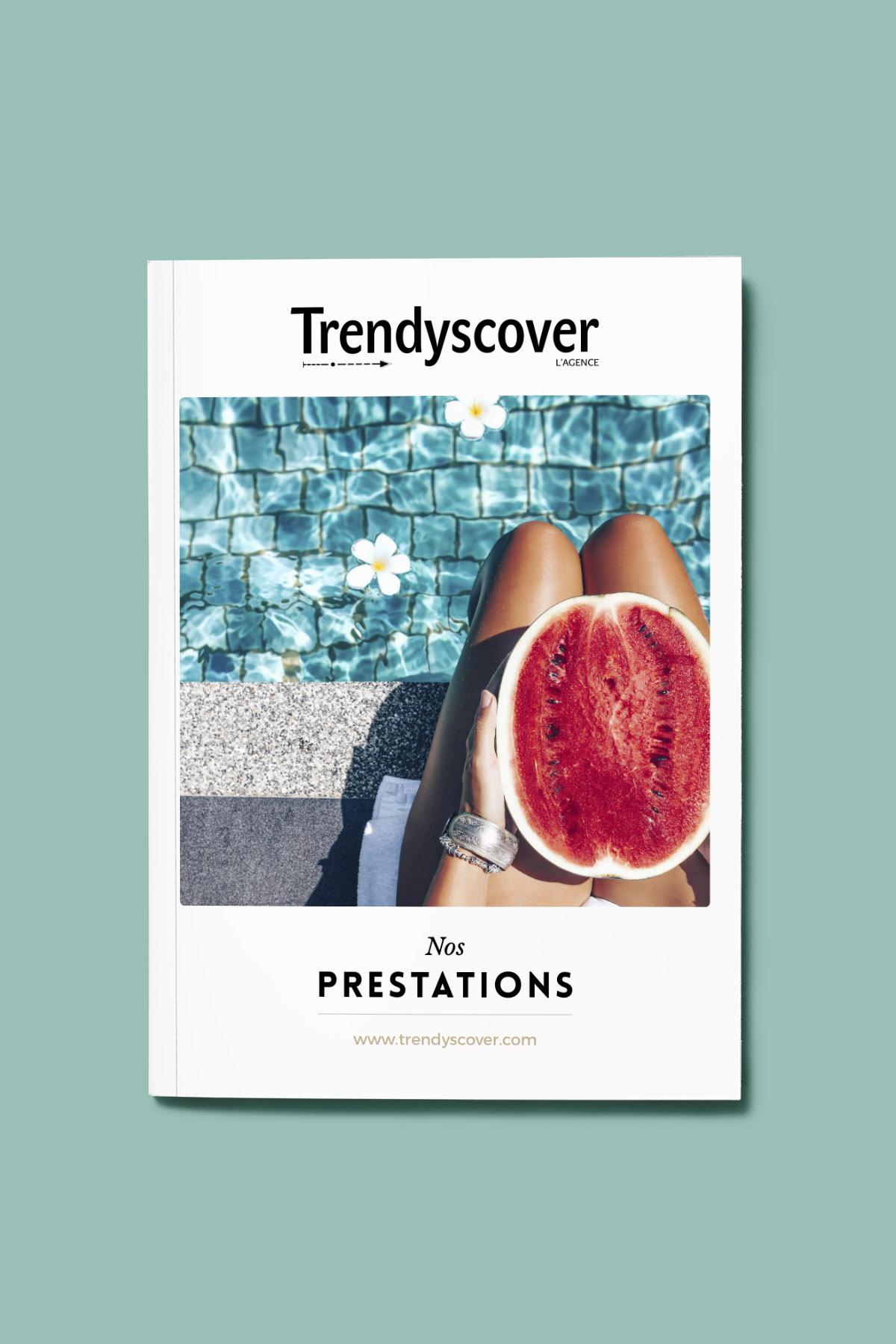 Brochure Présentation Agence Trendyscover