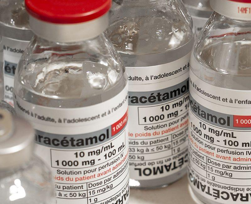 Pharmacie paracétamol