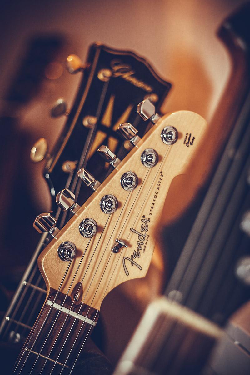 Fender Guitare