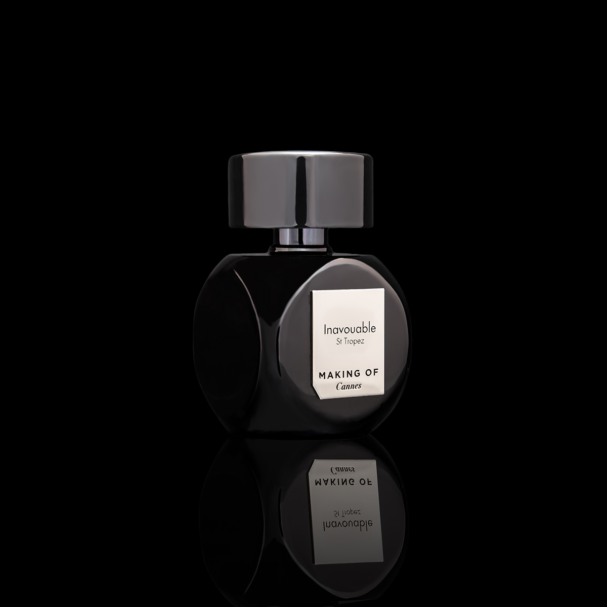 Packshot Making Of Parfums Inavouable