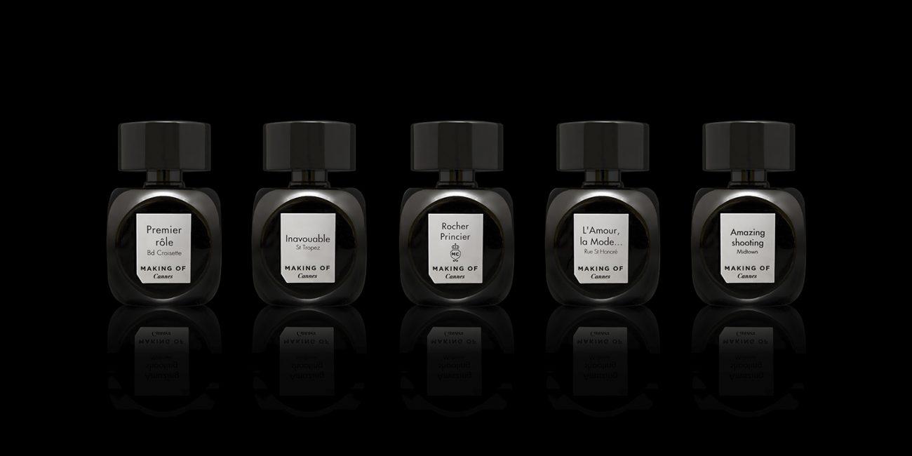 Packshot Making Of Parfums