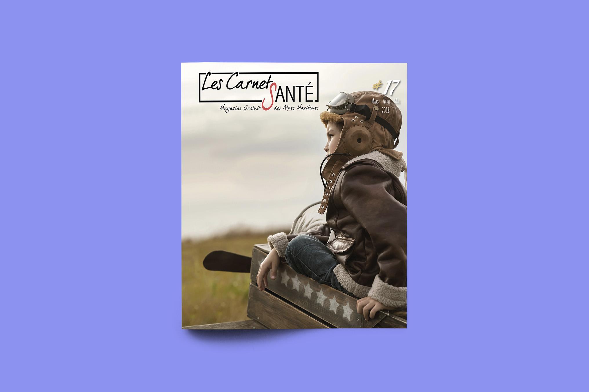 Magazine Les Carnets Sante 17