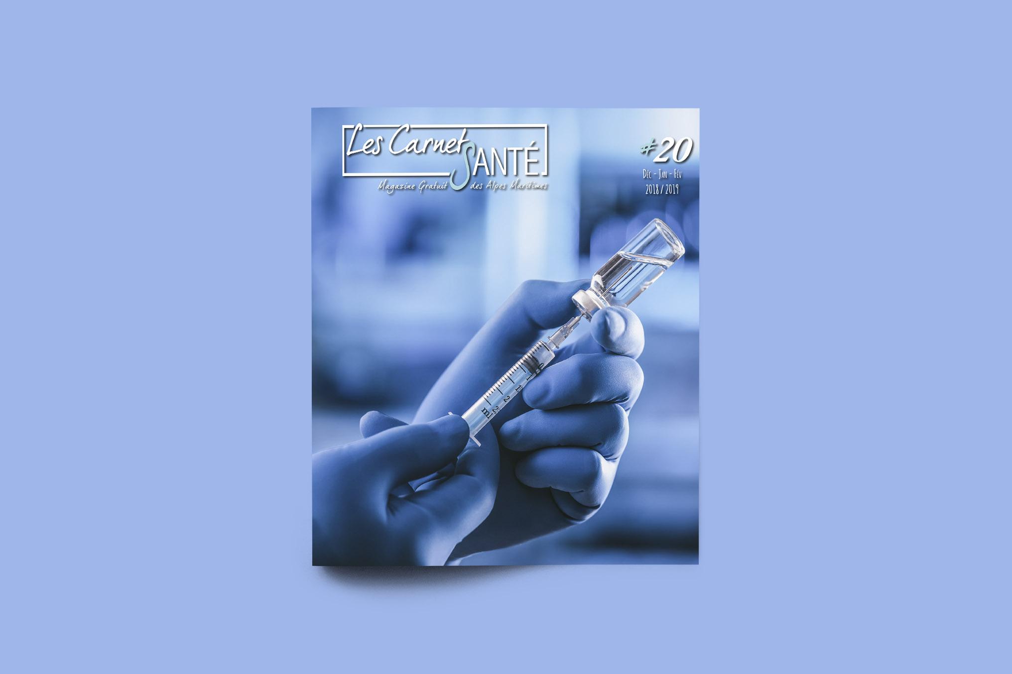 Magazine Les Carnets Sante 20