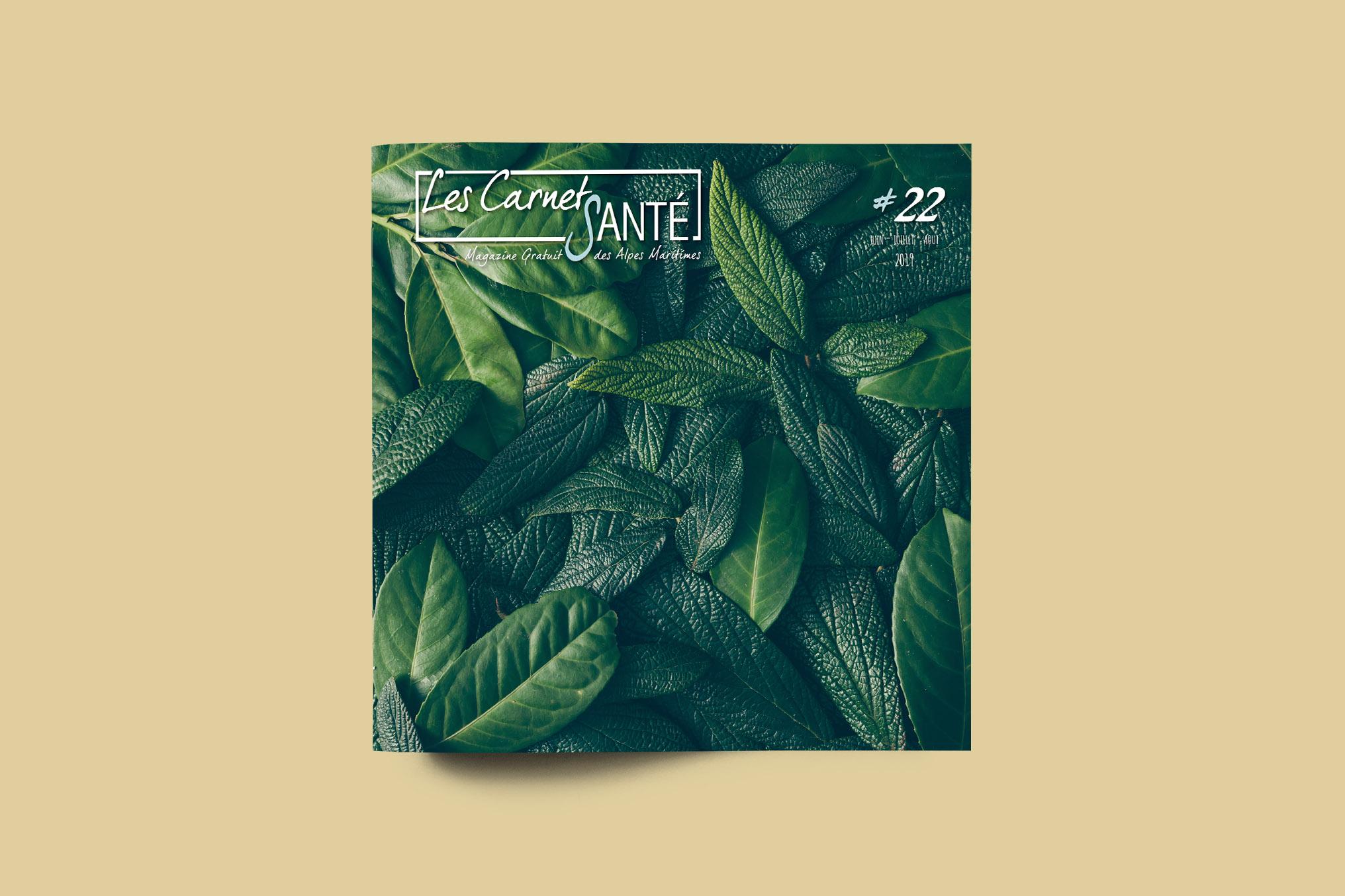 Magazine Les Carnets Sante 22