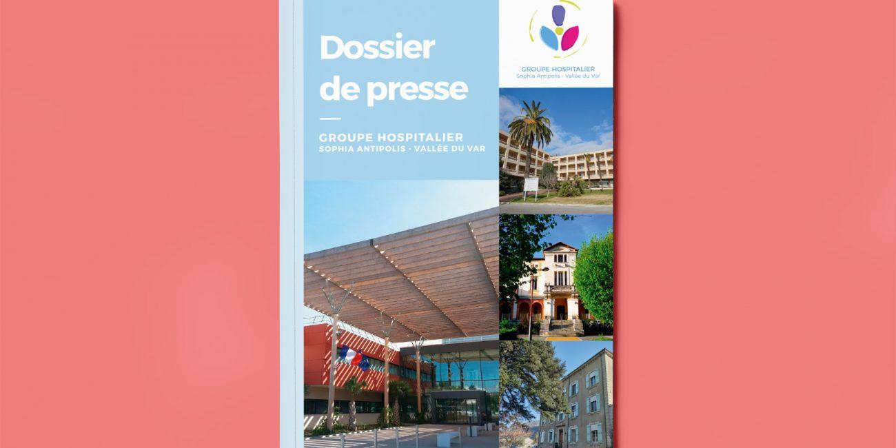 Dossier de Presse CH Antibes