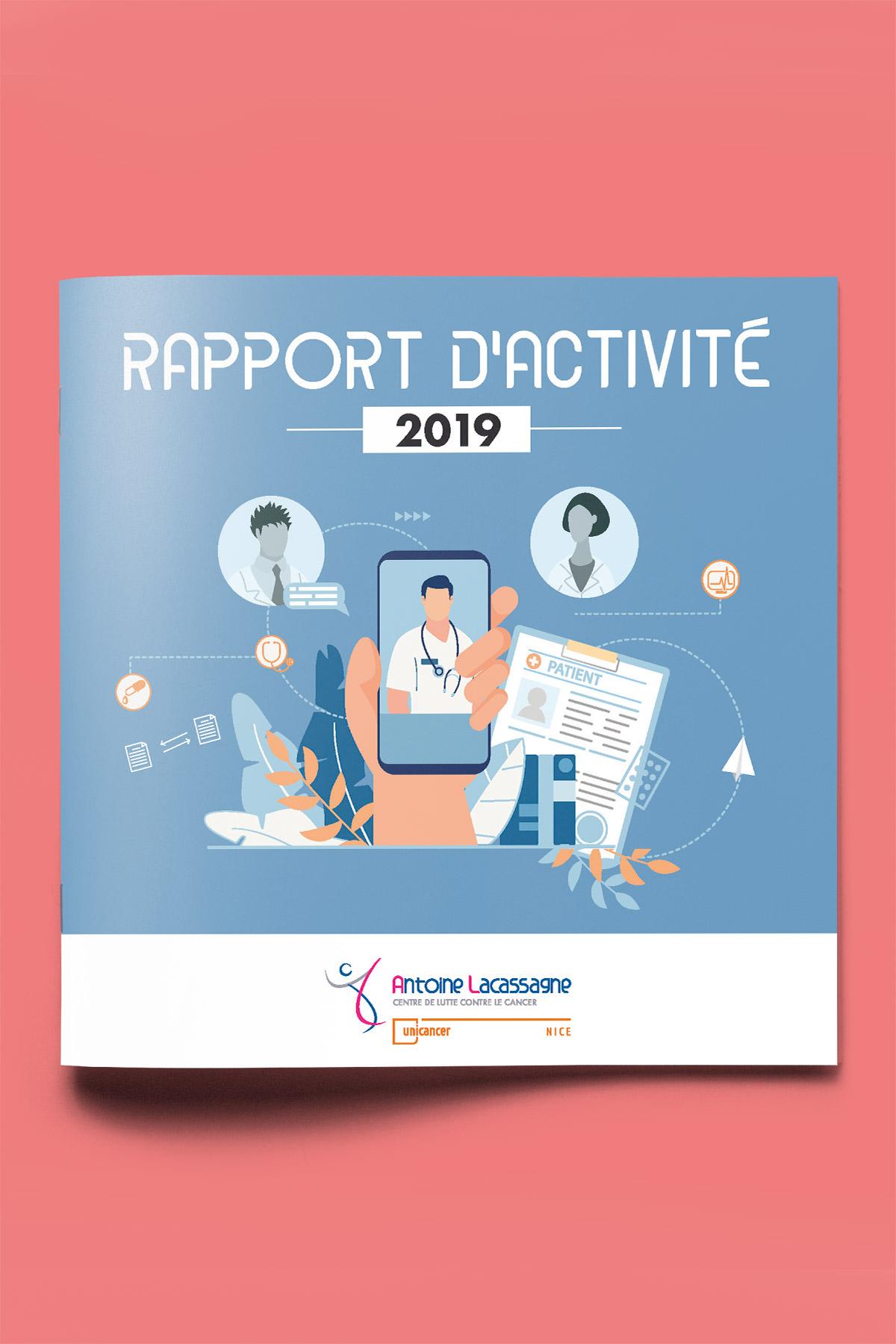 Rapport d'activité 2019 Centre Antoine Lacassagne
